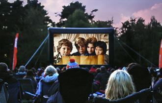 Open Air Cinema screening of The Goonies