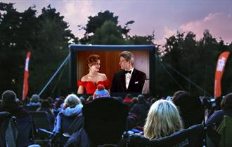 Open Air Cinema screening of Pretty Woman