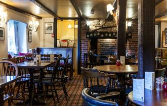 Welcoming Bar, Brace of Pheasants