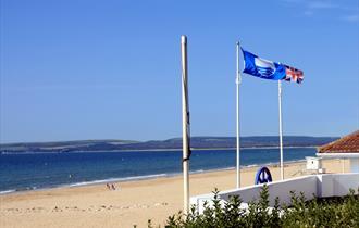 Branksome Chine Beach, Poole