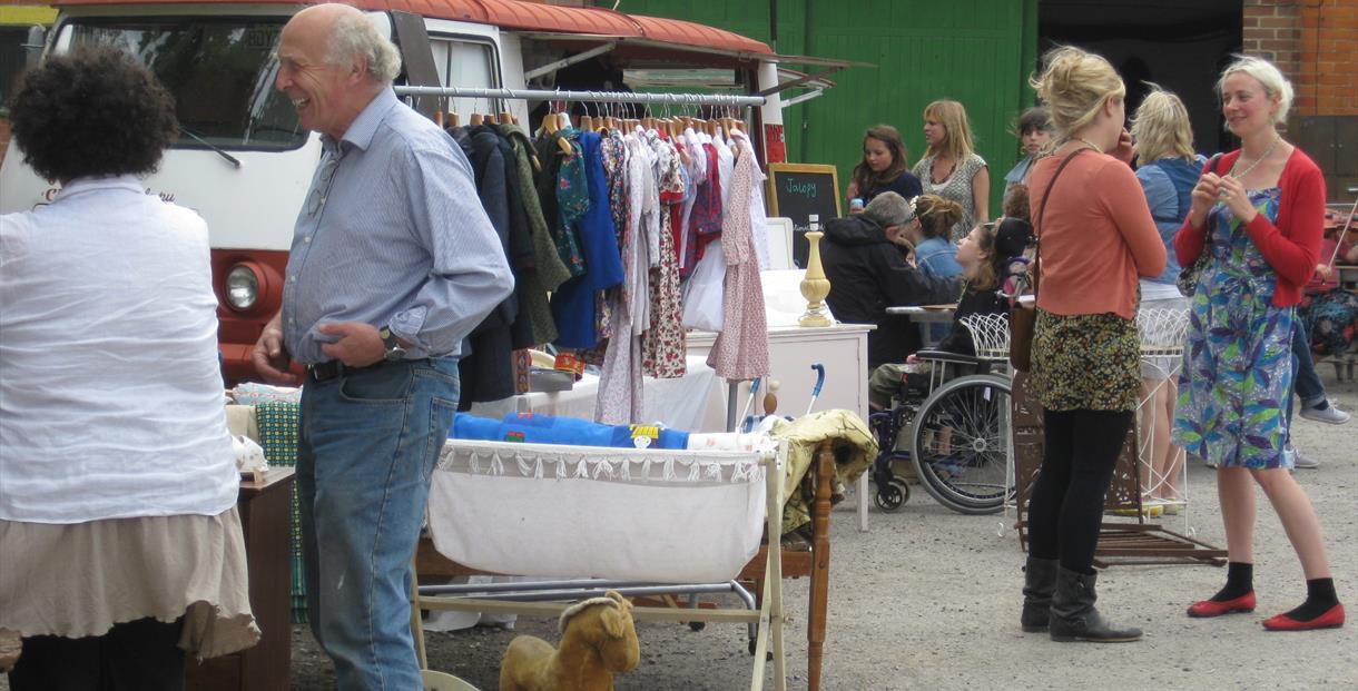 Bridport Vintage Market