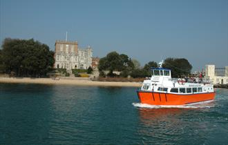 Greenslade Pleasure Boats at Brownsea Island