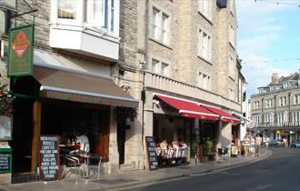 La Trattoria and Fortes Cafe Tratt, Swanage