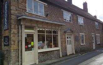 Chapter House Books in Sherborne, Dorset