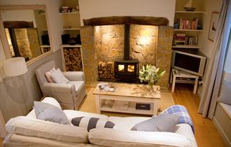 Cosy up in Clematis Cottage - Visit-Dorset.com