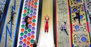 RockReef Indoor Activity Attraction
