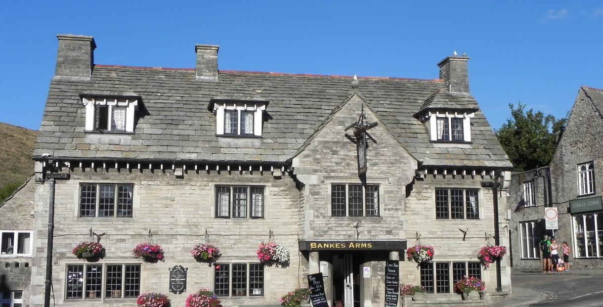 Bankes Arms Hotel, Corfe Castle