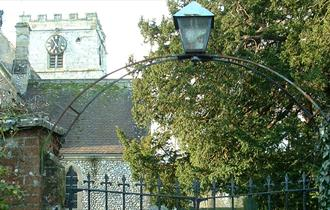 Parish Church, Cranborne, Dorset