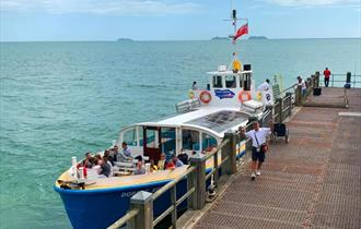 Dorset Belle Cruises from Bournemouth Pier