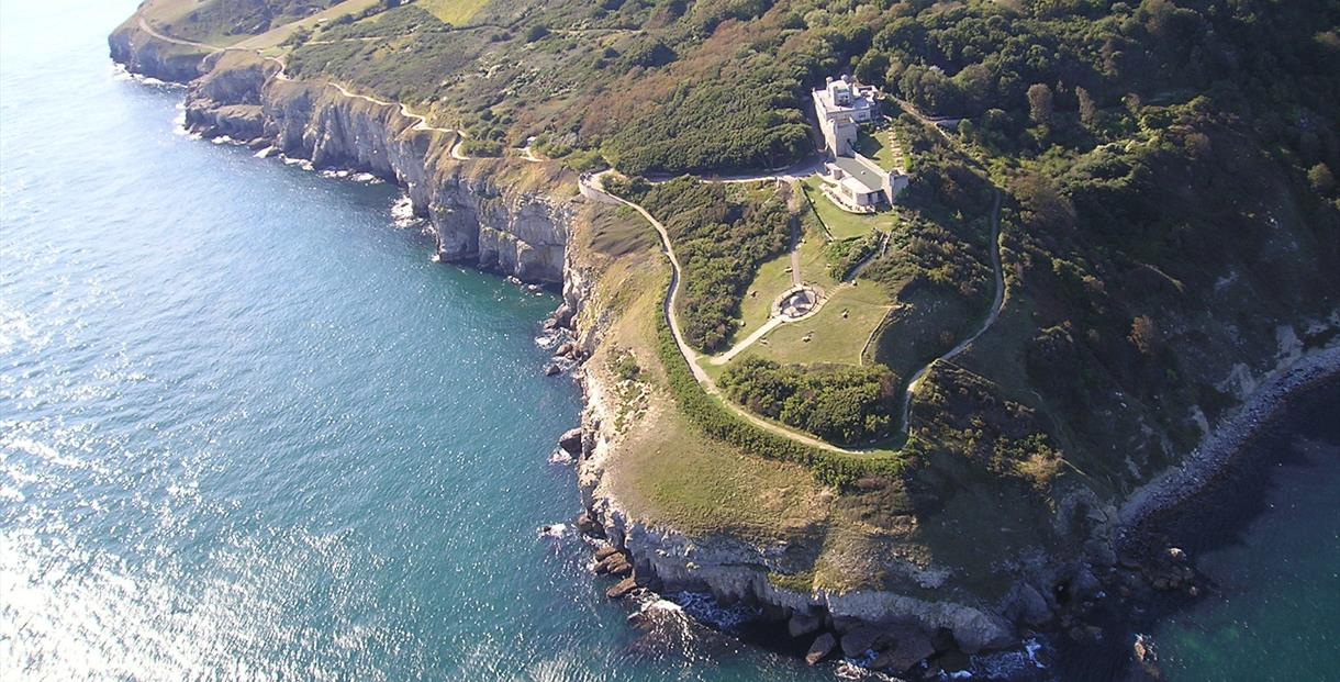 Durlston Castle and Country Park, Swanage