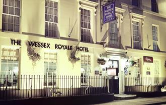 The Wessex Royale Hotel in Dorchester - Visit-Dorset.com