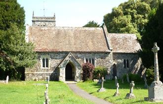 Church of St Nicholas, Edmondsham