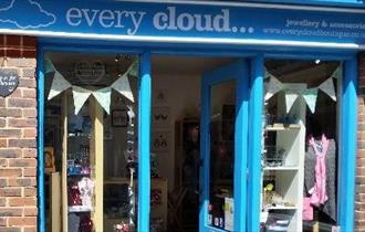 Every Cloud Boutique shop in Dorchester, Dorset