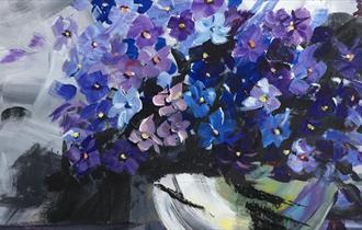 Frances Dale artwork