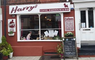 Harry's Bakehouse and Bar, Wareham in Dorset