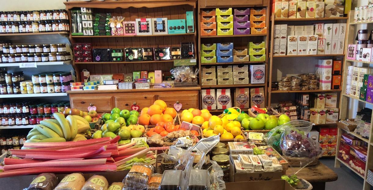 Holme For Gardens Farm Shop