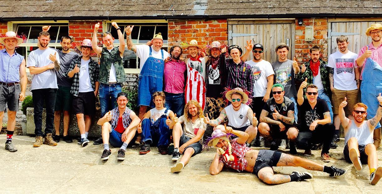 Henley Hillbillies group