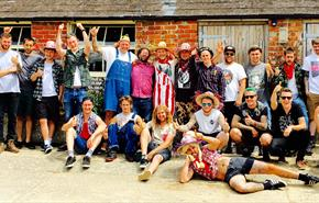 Henley Hillbillies group