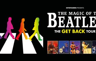 Magic of The Beatles show poster