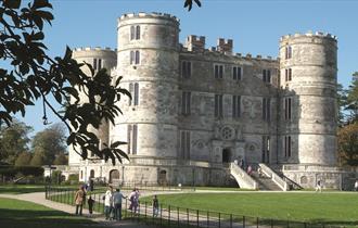 Lulworth Castle and Park wedding venue