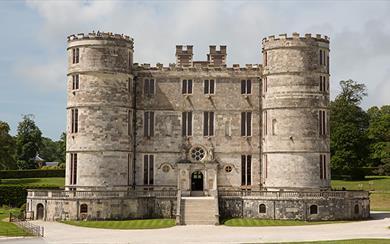 Lulworth Castle, Dorset