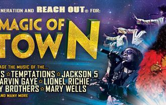 Magic of Motown show poster