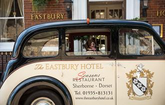 Seasons Restaurant at The Eastbury Hotel & Spa