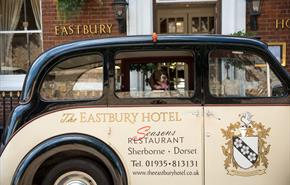 Seasons Restaurant at The Eastbury Hotel & Spa