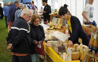 Mercato Italiano stall