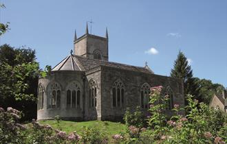 St Nicholas Church, Moreton
