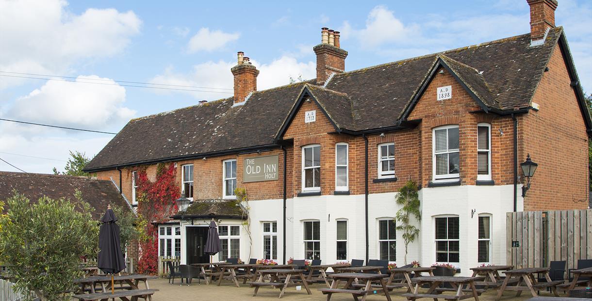 The Old Inn at Holt, Dorset