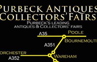Directions to Purbeck Antiques & Vintage Fair at Furzebrook, Near Wareham