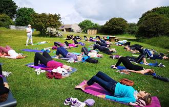 Park Yoga Swanage