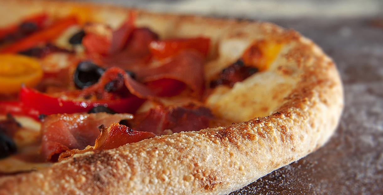 Pizza Baracca, Dorset