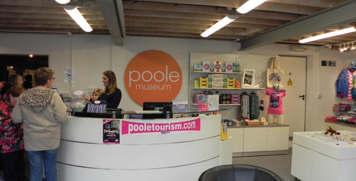 Poole Tourist Information Centre