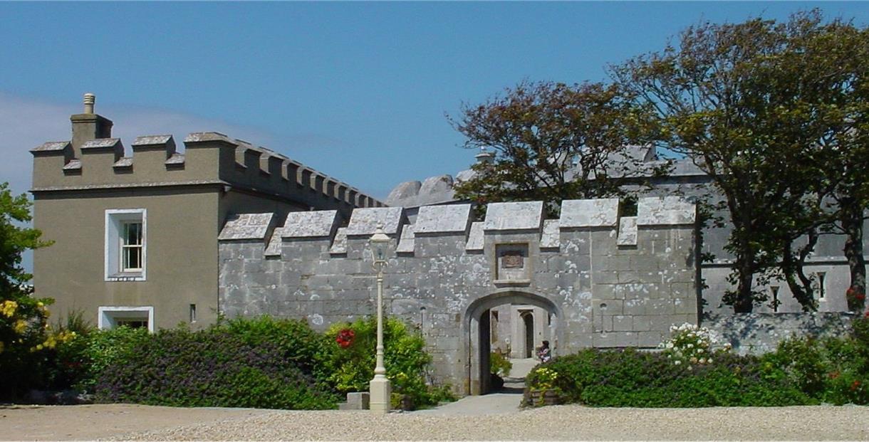 Portland Castle, Dorset