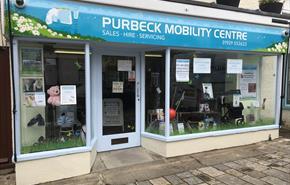 Purbeck Mobility Centre Wareham