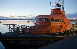 RNLI Lifeboat at Poole