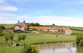 Rudge Farm Cottages Self Catering Holiday Cottages in Dorset