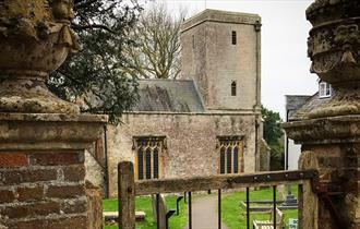 Stinsford Church, Dorset