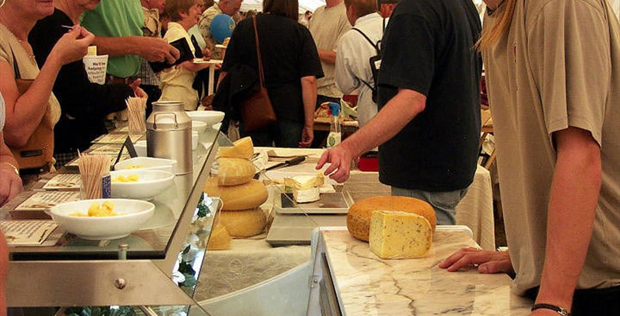 Sturminster Cheese Festival