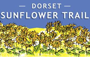 Dorset Sunflower Trail Logo