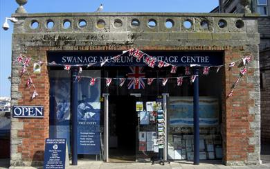 Swanage Museum and Heritage Centre