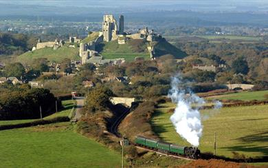 Swanage Railway - photo taken by Andrew P.M. Wright