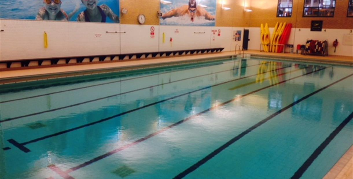 Purbeck Sports Centre pool