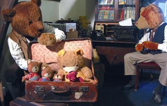 The Teddy Bear Museum