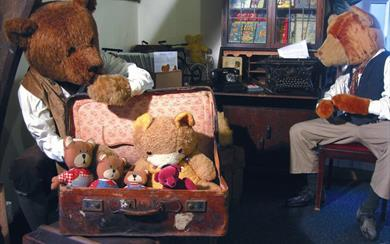 The Teddy Bear Museum