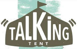 Talking Tent event poster