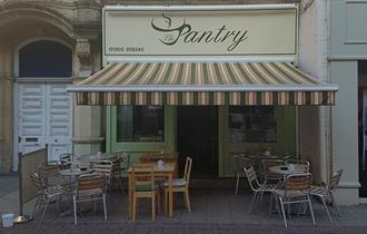 The Pantry Cafe, Dorchester, Dorset