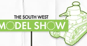 South West Model Show event poster
